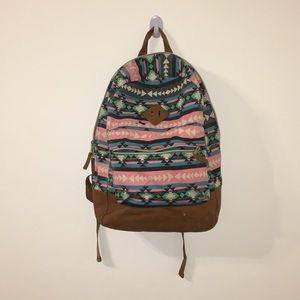 Handbags - Cute Tribal Print BackPack